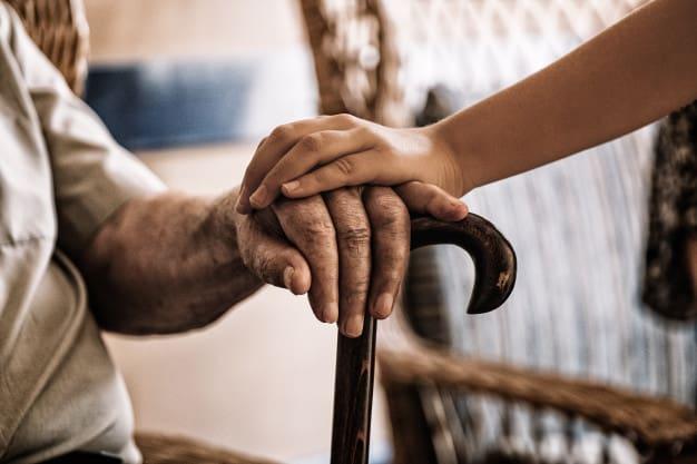 las personas mayores y el coronavirus